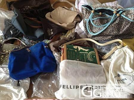 转很多闲置的包包,大工程呀,分享给喜欢的mm_品质生活