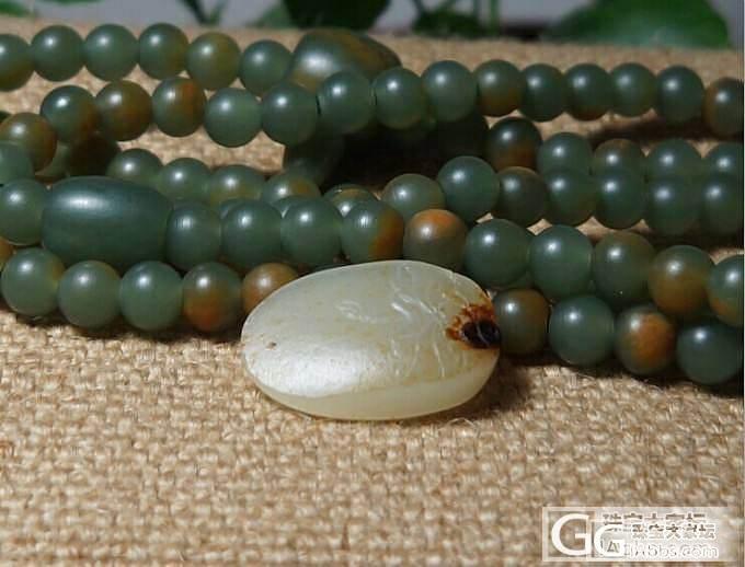 玉石之美---小荷_传统玉石