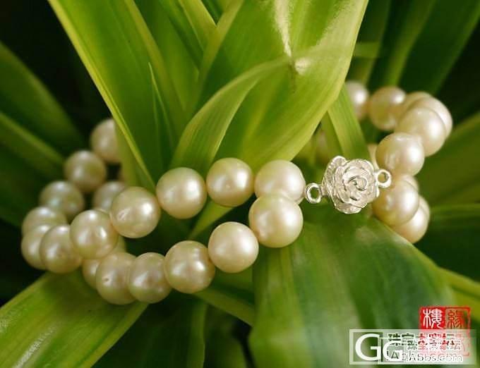 【缘和楼】新串一串珍珠手链,更多精品请关注微信:1391352541_珠宝