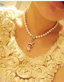 [求购]求最近SASA打折蒙奇奇项链..._珠宝