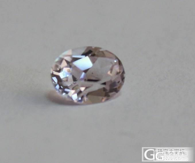 新入手的裸石,大家看看是什么品种_宝石