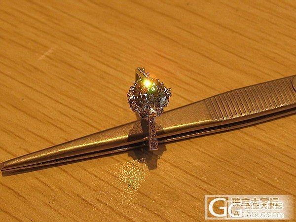 GIA证书已补回 重出1.10ct G VS2 EX EX EX F_钻石