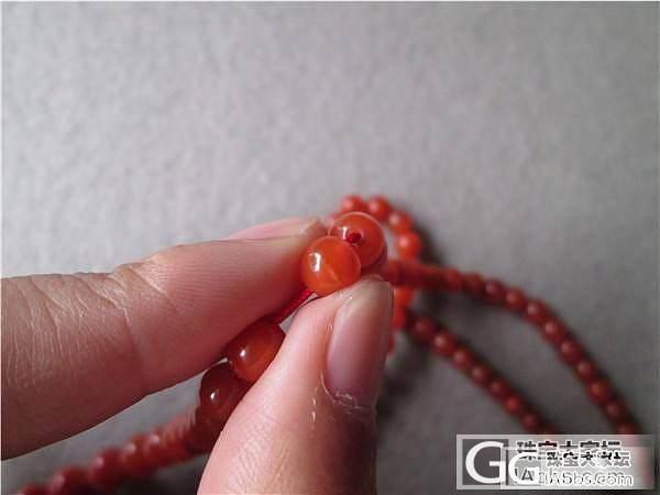 南红塔链 680元_传统玉石