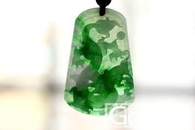 冰种辣绿龙牌和其他精品,点击精品多多。。。_珠宝