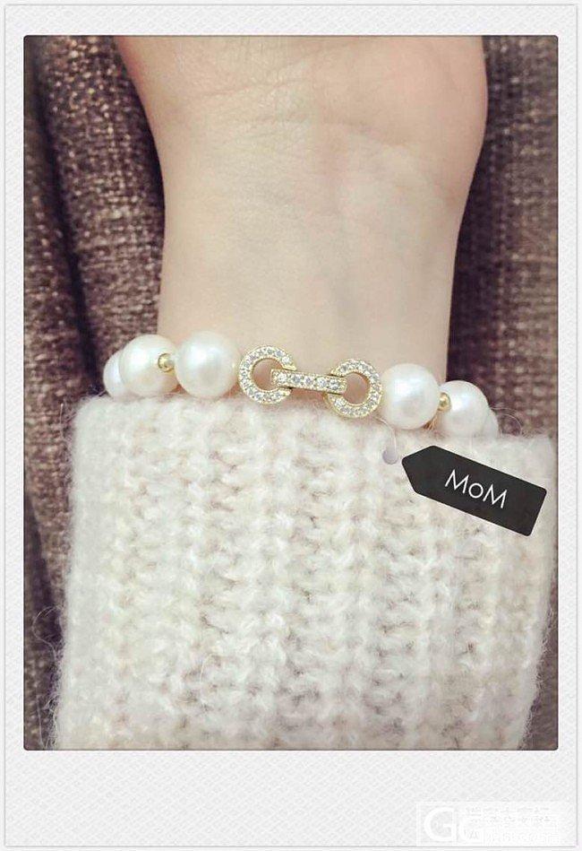 14k金珍珠手链,喜欢看一下 还有大..._珠宝