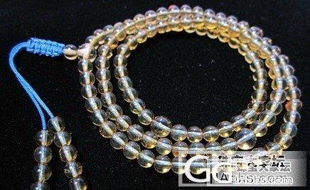 墨西哥琥珀净水小珠毛料求接收_珠宝