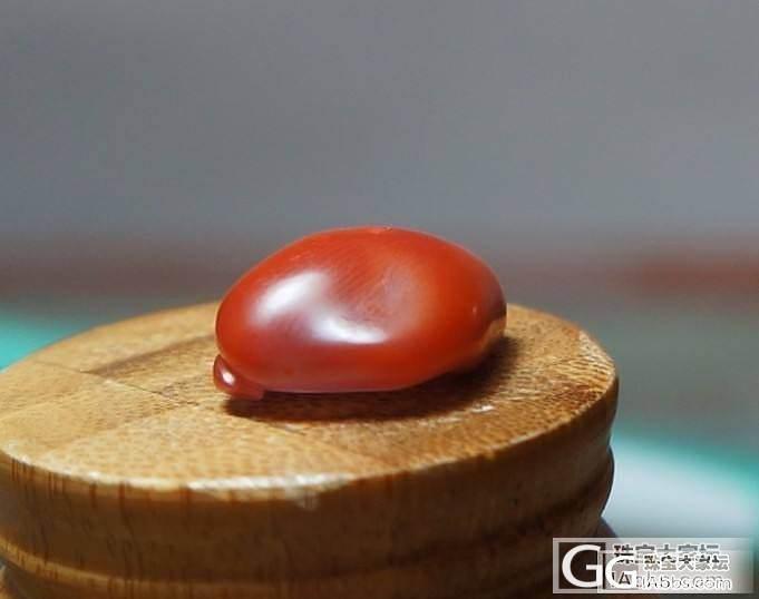 玉石之美---南红小蘑菇_玛瑙
