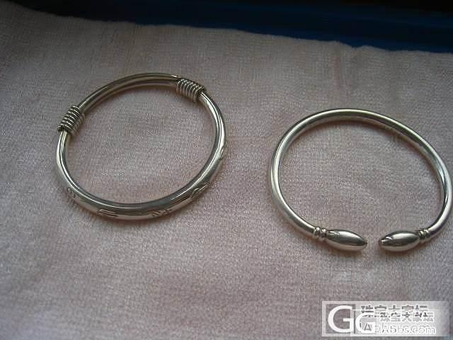 翡翠三彩车挂坠、手串、项链和银镯_珠宝