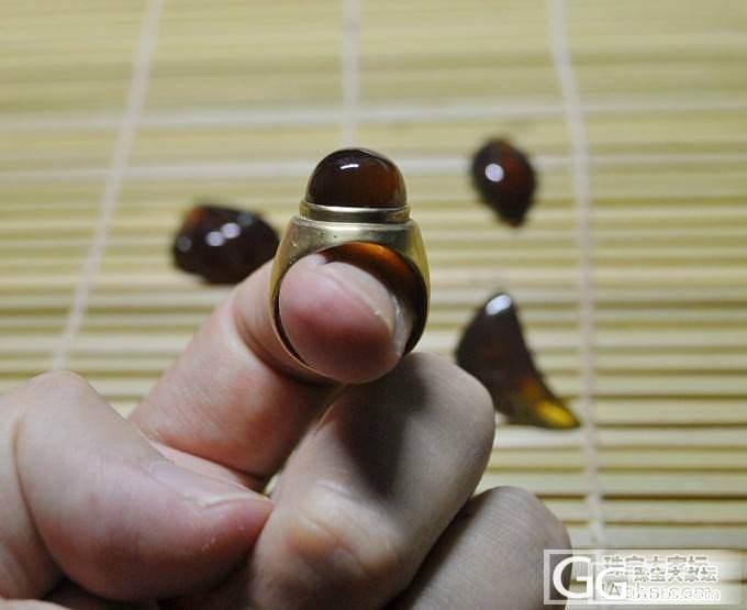 端午节DIY的银戒指_工艺