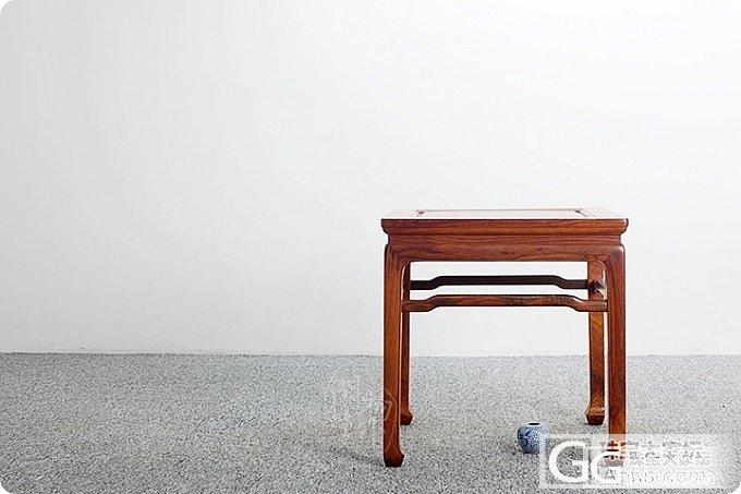 网上看到的方凳——款式不错_木