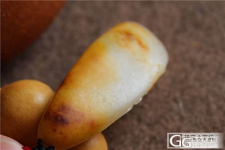 和田玉籽料红皮独籽观音挂件_传统玉石