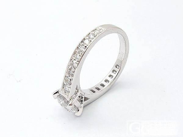 [客户宝贝]0.70ct E VS1 3EX NONE 戒指_乐钻珠宝彩钻
