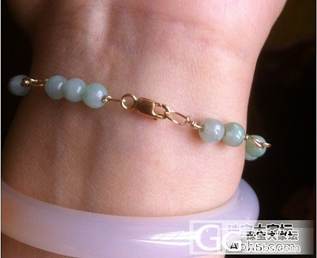 14K金线、金珠、龙虾扣还图_珠宝