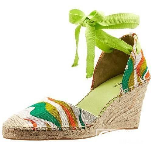 转36码(适合35.5码左右)全新海淘NINE WEST /CHANEL女鞋各一双_品质生活