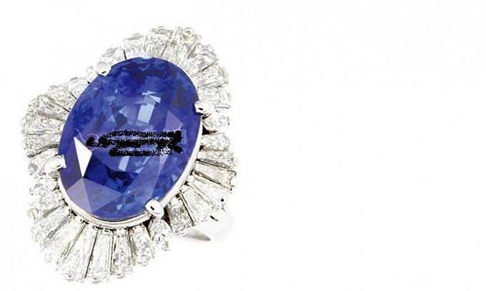 看好一个蓝宝石戒指9.2,多少钱能收_蓝宝石