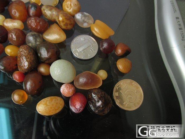 戈壁玛瑙籽 (通货垫鱼缸或家居装饰)_玛瑙
