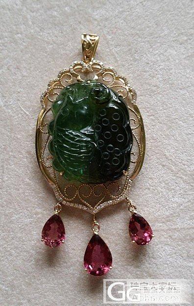 小马牌套链,貔貅多宝手链、钻石锁骨链……乱七八糟出了换米!_金