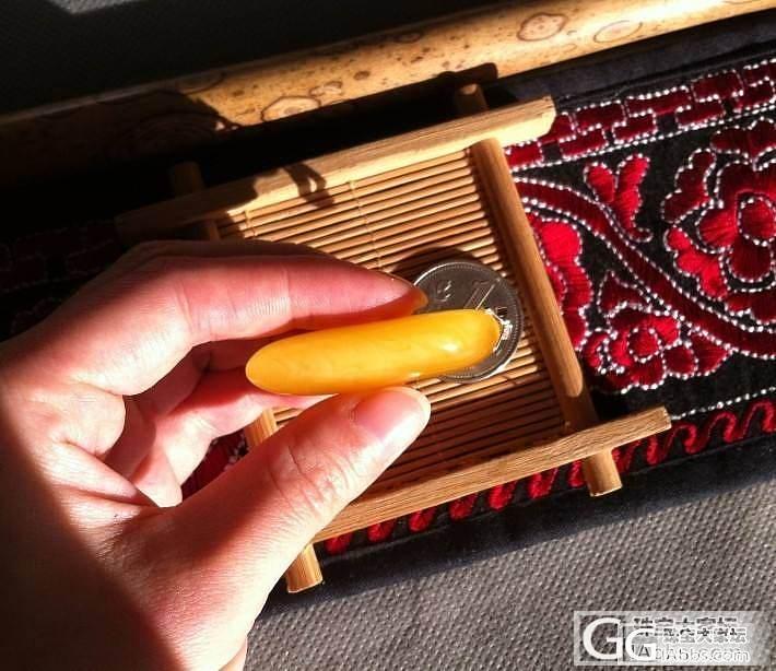 【琥珀精灵】波罗的海 纯手工 黄蜜 金绞蜜吊坠 很赞的一款_有机宝石
