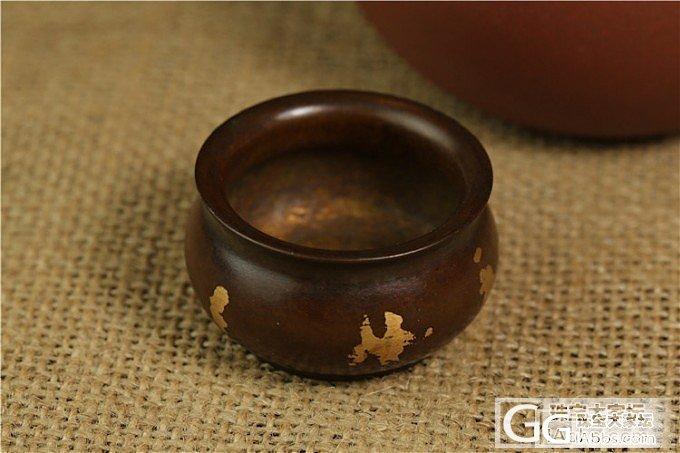 【稀饭香铺】点金迷你小铜炉,你们喜欢么,插个线香,美美滴_珠宝