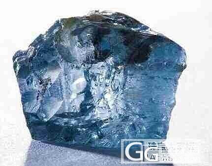 29.60克拉的艷彩级别藍鑽_钻石