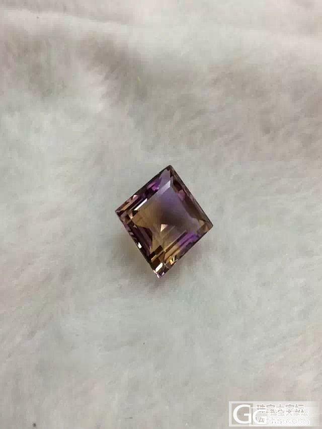 极品紫黄晶_珠宝