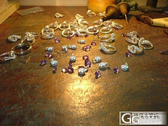 在来一组镶嵌中的本成品,超级豪华_珠宝