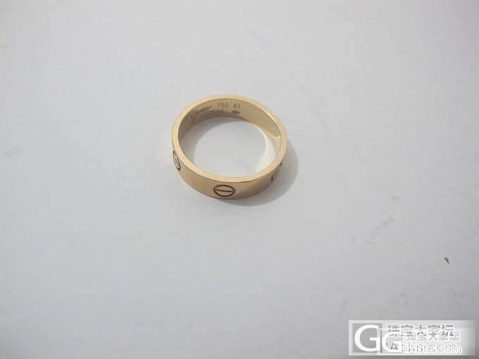 转 【已预定】1.05克拉白金钻戒 ..._钻石