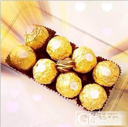 秀个甜蜜的巧克力_美食编绳金