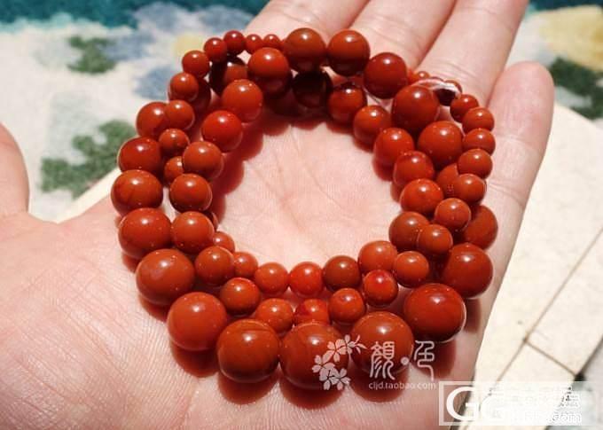 【颜●色】(售罄)纯色满肉柿子红项链