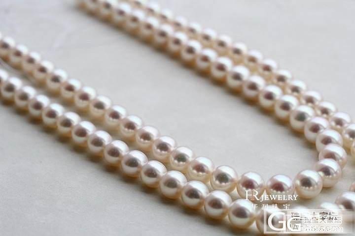 2月19号要去收珍珠了,有需要预订珍珠项链的可以微信我_珠宝