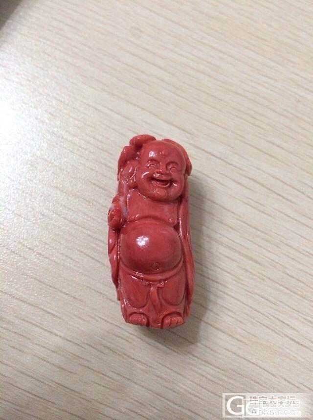 纯天然红珊瑚阿卡,莫莫,沙丁首饰,雕..._有机宝石