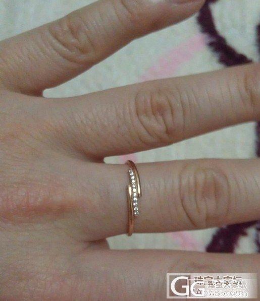 一直看大家的金饰  也来晒晒我的小玩意_吊坠手链项链耳钉戒指金