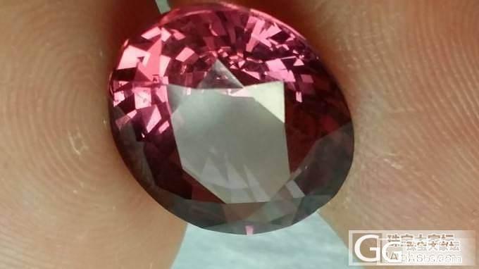 尖晶石8.5ct,这颗可以入手吗_名贵宝石