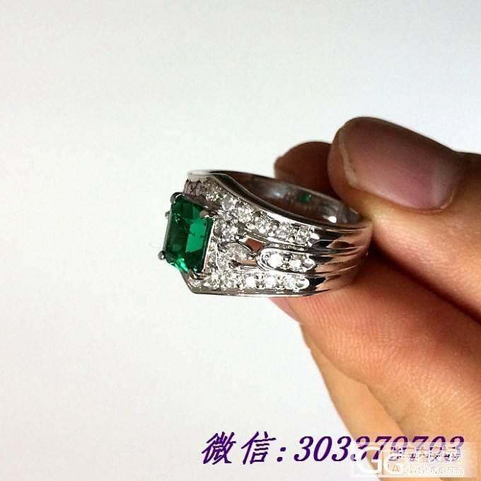 1.28克拉-极微油-vivid g..._宝石