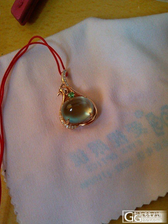 宝石再美,更需好设计,凤凰展翅生生让我做成了母鸡抱蛋_珠宝