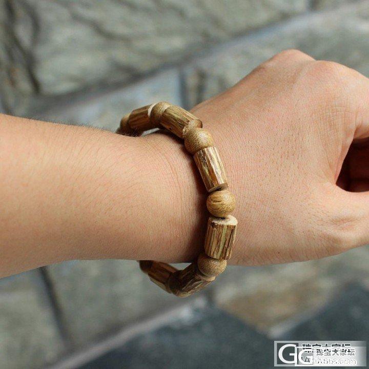 马来西亚 随形 天然沉香手串 纯手工打造 追求完美 慎拍_翡翠