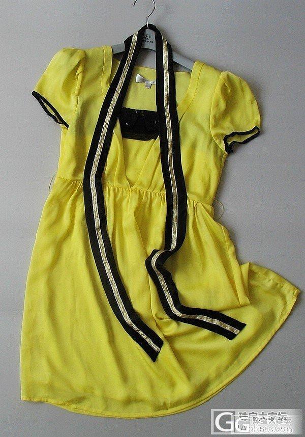 出几件全新的短袖连衣裙休闲裤衬衫_品质生活