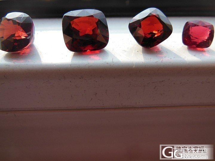 5卡大个头红尖晶带证书特卖_宝石