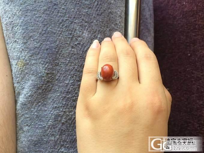 戒面----南红滴--翡翠滴--戒指_有机宝石
