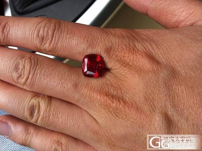 这是尖晶吗?请大家帮我看看!_尖晶石刻面宝石