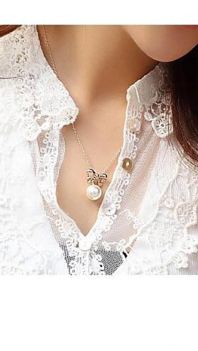 珍珠~夏日最美的佩饰_有机宝石