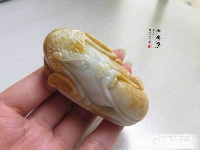 【厚装关公把件】——【淡三彩豆】——【高冰荧光豆】_翡翠