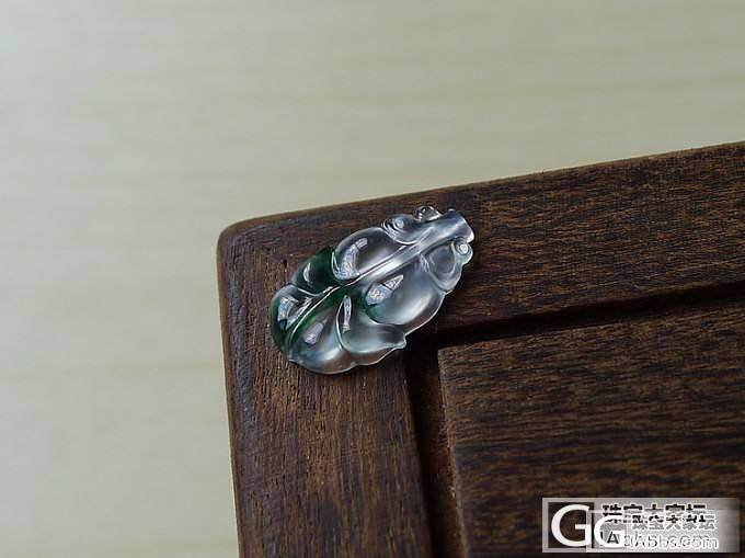 【十月】8.26新货45件之玻璃种金...