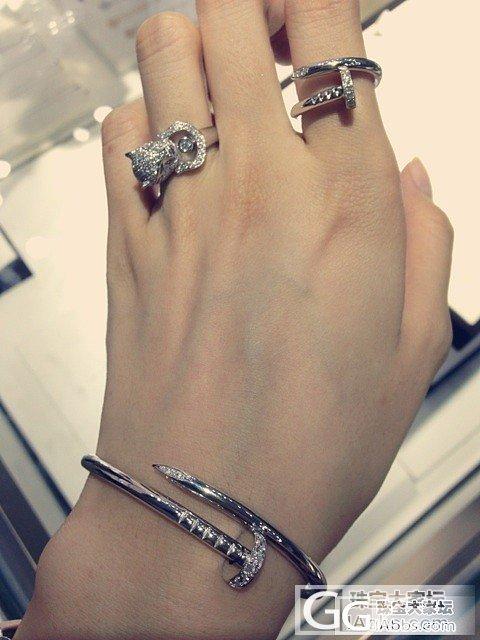 一版VCA,Cartier戒指和手环_珠宝