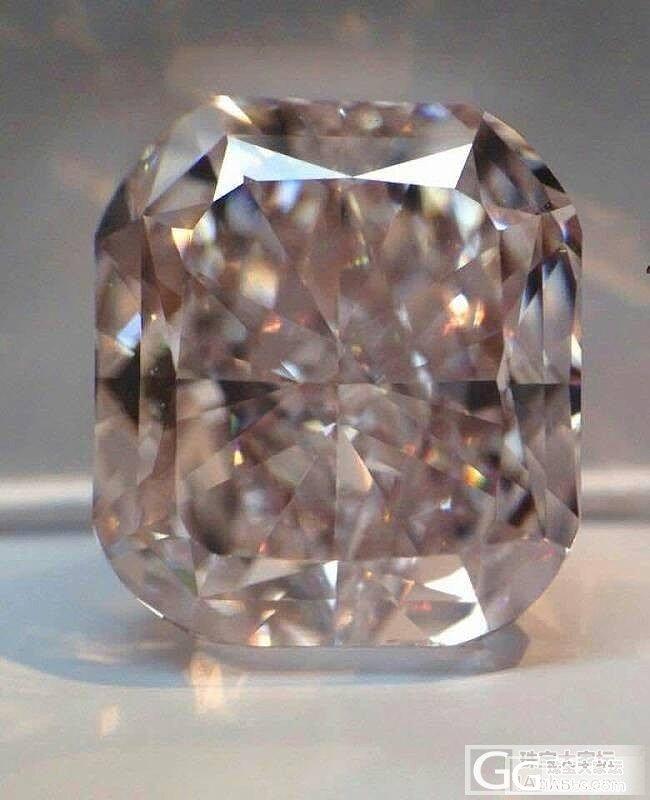 【圣韵宝宝】3.52克拉,粉钻!_圣韵钻石
