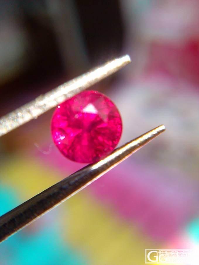 发一颗被抛弃的红宝_红宝石