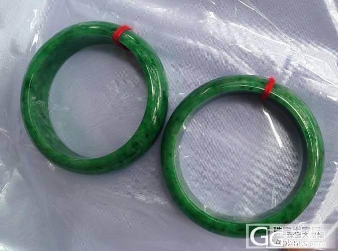 【老龙王】新出水的第二把:2条辣绿满..._翡翠
