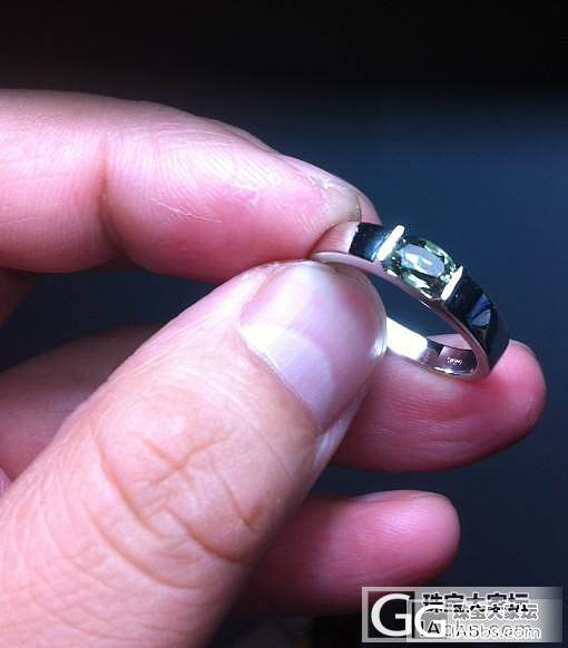 送给自己的亚历山大戒指_金绿宝石