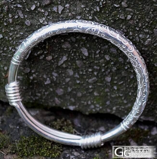 看这样的手工银首饰好看不?_珠宝