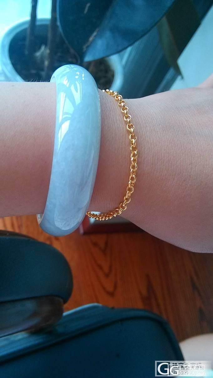 我的珍珠手链_手链福利社金